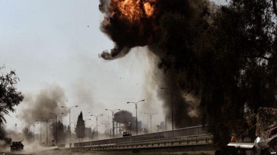 U.S. envoy warns any ISIS militants left in Mosul will 'die'