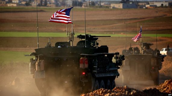 U.S. deploys new troops to Syria in fight to oust ISIS from Raqqa
