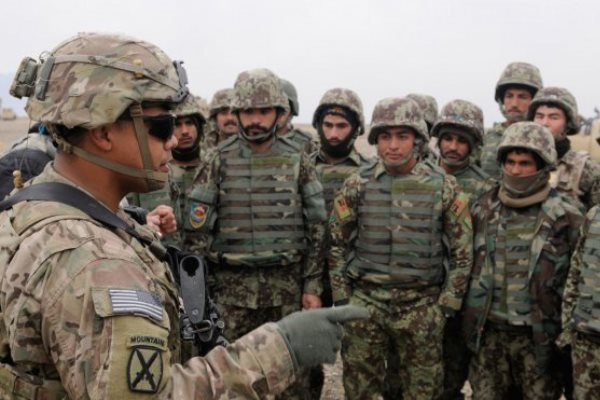 U.S. goal: Defeat ISIS affiliate in Afghanistan by year's end