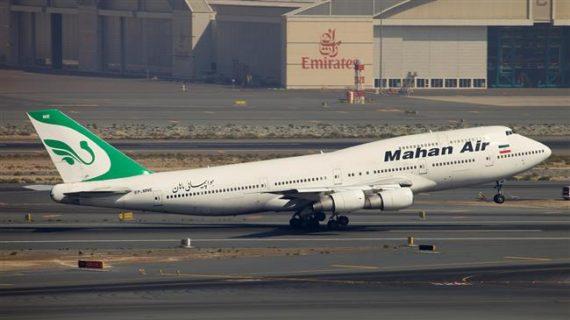Iran sending troops, ammunition to Syria and Yemen battlefields via civilian flights