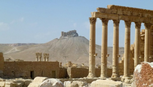 Syrian forces, backed by Hizbullah and Russia, retake Palmyra from ISIS