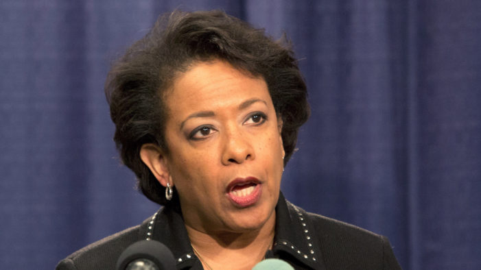 Who is Attorney General Loretta Lynch? FISA court handled two requests to wiretap Donald Trump