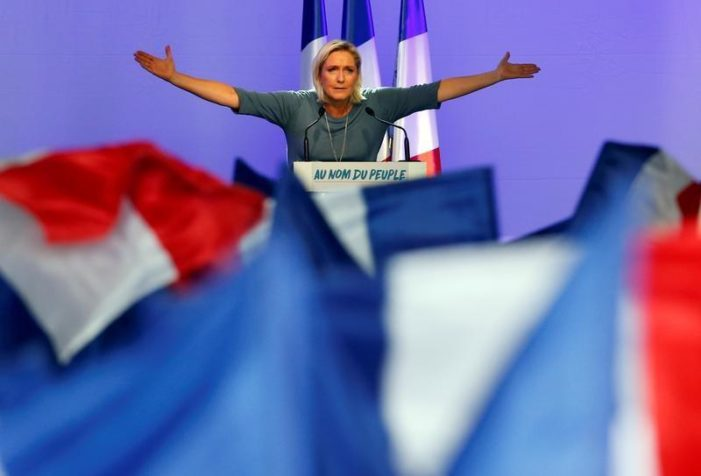 French economist who predicted Trump win is betting on Le Pen