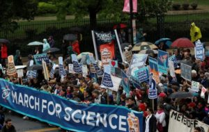 Meteorologist on 'March for Science': Why must real scientists 'whisper'?