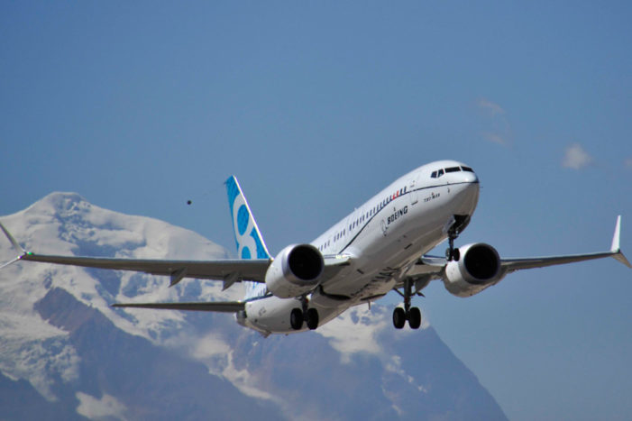 Boeing, Iran sign $3 billion airliner deal