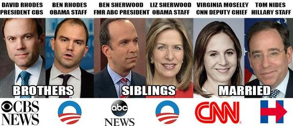 Meet the (liberal) press: (They are everywhere)