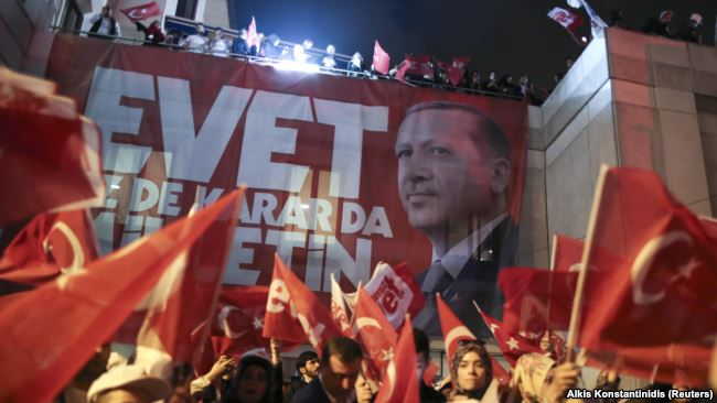 Turkey's referendum could create 'one-man rule,' threatens EU ties