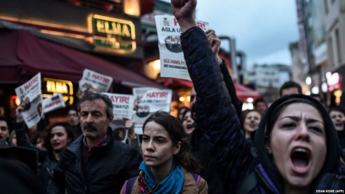 Turkey's opposition to formally seek annulment of referendum