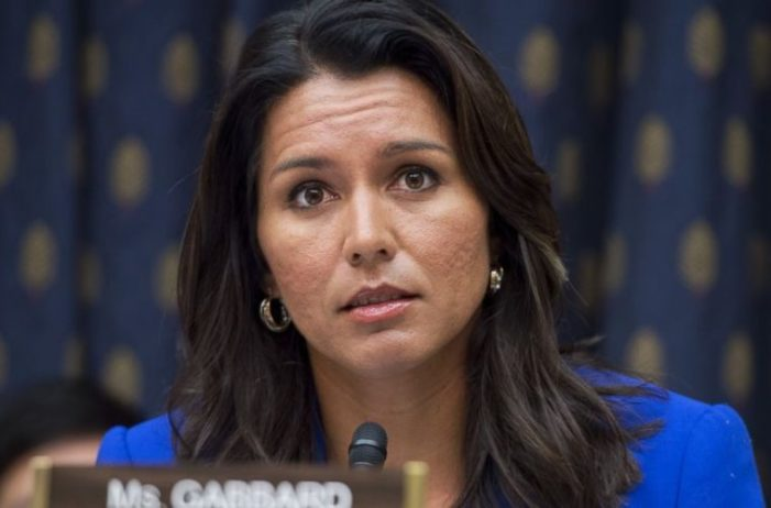 Democrats to anti-war congresswoman who met with Assad: Get out