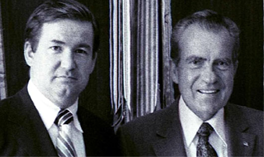Buchanan the political prophet of our time: 'My 'ideas' made it, but I did not'