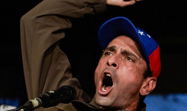 Had enough: Charismatic Venezuelan goes Trump on dictator Maduro