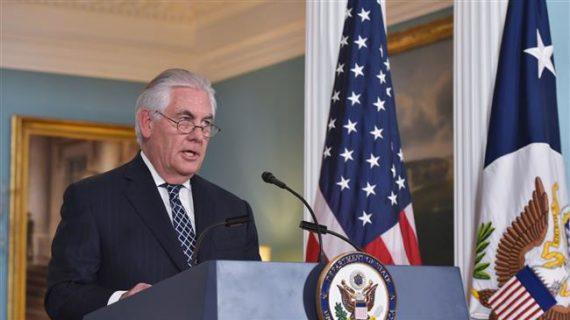 Tillerson: Iran deal failed in key denuclearization objective