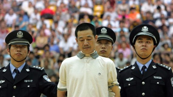 China and Iran are world leaders in executions; Data on North Korea is lacking