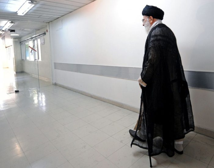As cancer-stricken Khamenei fades, Iran's IRGC may fill the void