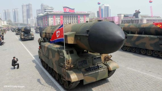 U.S. cites 'consensus' with China on North Korea; Reports suggest missile test sabotaged