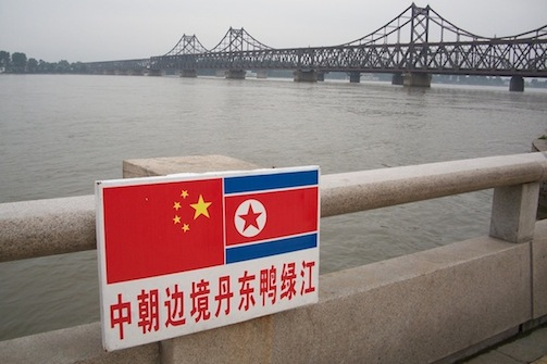 China delivers an official warning to North Korea through its state-owned media