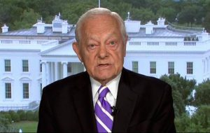 Slam: Left judges CBS veteran Schieffer on words of praise for Trump speech