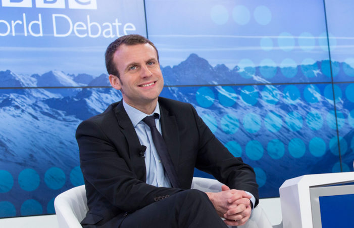 Who is Emmanuel Macron? France's new leader called 'useful idiot' on militant Islam