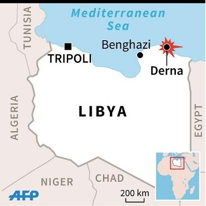 Egypt launches airstrikes in Libya to answer attack on Christians