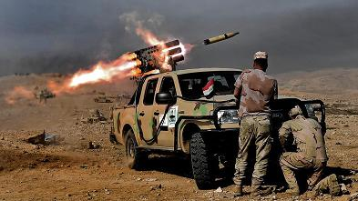 Iraqi army pushing into last ISIS-held areas of Mosul