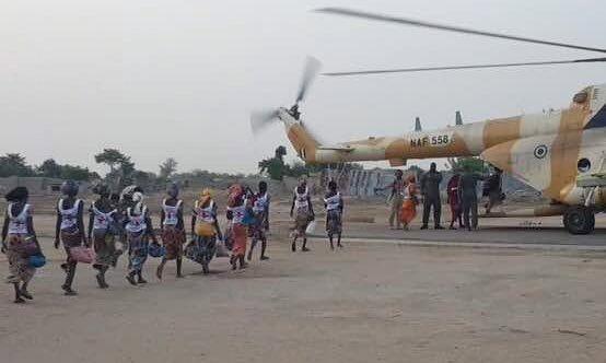 Report: Boko Haram commanders released in exchange for 82 schoolgirls