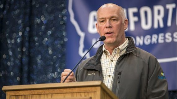 'Sick and tired of you guys': Montana Republican who lost his temper with reporter wins anyway
