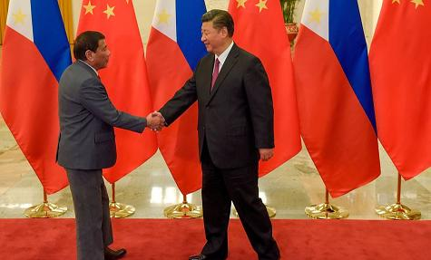 'We will go to war': Philippines leader says China's Xi threatened him