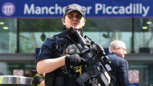 Police make new arrests, British troops take to the streets after Manchester bombing