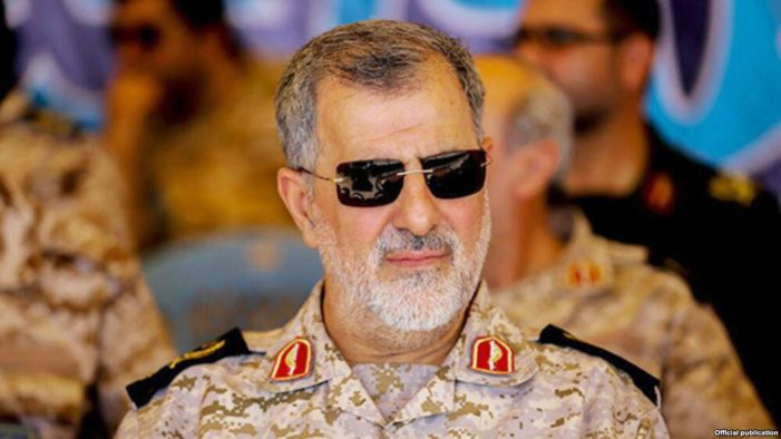 Commander says Iranian forces will stay in Syria as long as Assad needs them