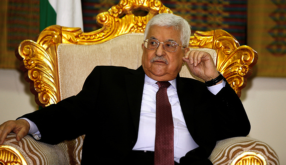 Trump urged to press Abbas against backing terrorists' families