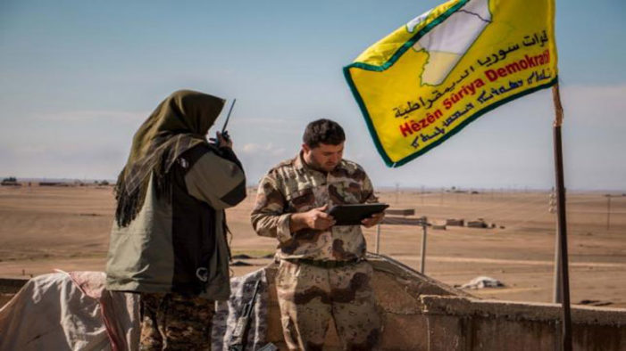 Trump approves arms to Syrian Kurds despite Turkey's objection