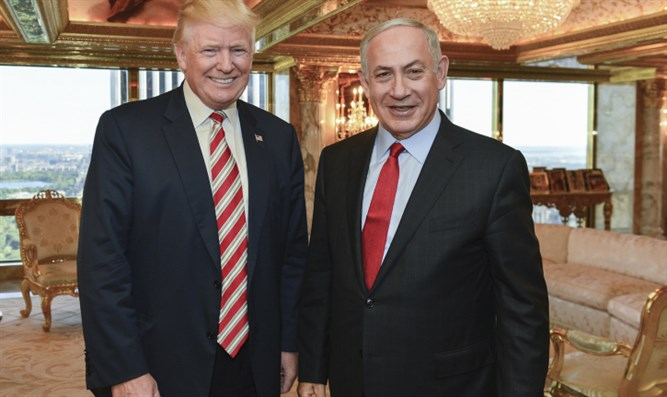 Trump, Netanyahu confirm phone call, say Russia brouhaha not discussed
