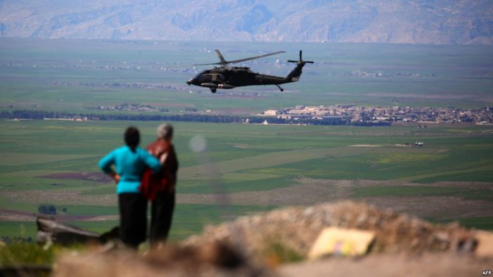 Russia says Syria safe zones to be closed to U.S. aircraft