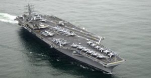 Memorial Day, 2017: Third U.S. carrier group heads to Korea