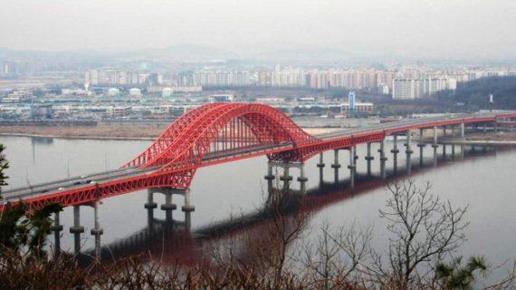 Second N. Korean defector in a week used plastic foam to swim down Han River