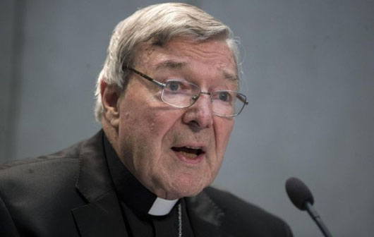 Top adviser to Pope Francis faces criminal charges on sex offenses in Australia
