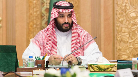 New Crown Prince Mohammed seen taking a harder line on Iran