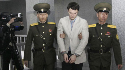 Family kept Otto Warmbier's Jewish identity secret during his North Korean ordeal