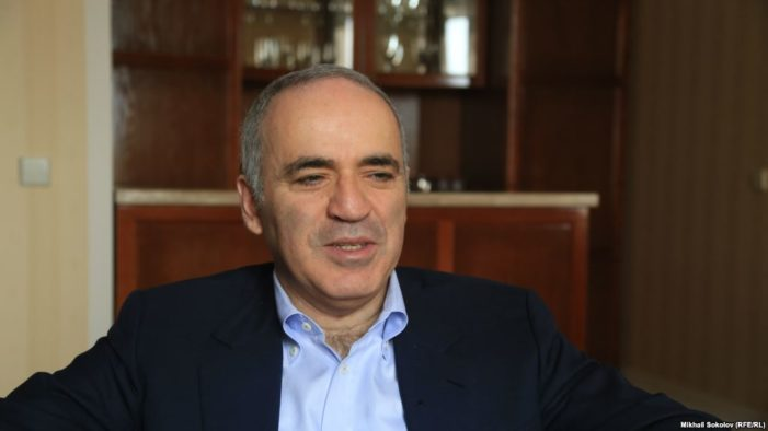 Kasparov: Putin still waging 'war against the Free World,' after 'pyrhhic victory' with Trump's election