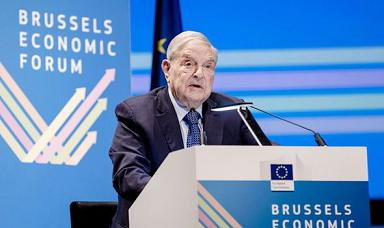 Soros: EU faces 'existential' threat from 'hostile powers' including Trump's America, Brexit
