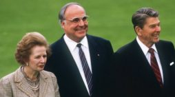 Helmut Kohl, 87: Architect of German reunification, U.S. friend