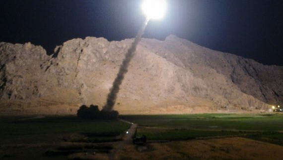 Iran fires missiles into Syria to answer ISIS attacks in Teheran