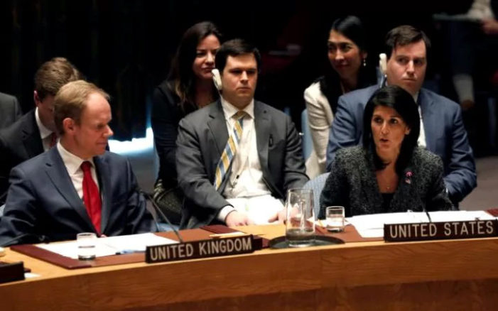 UN Security Council merry go round selects rights abuser