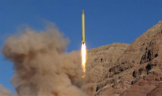 Iran says missile strike targeting ISIS was warning to U.S., Saudis