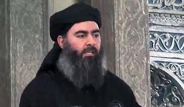 ISIS gives up town in northern Iraq that was a known hideout of Abu Bakr al-Baghdadi