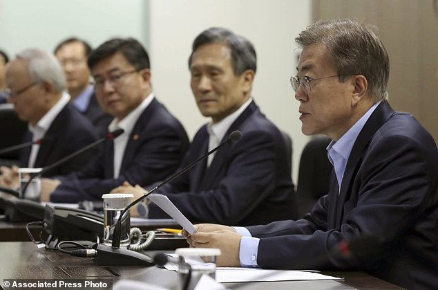 Hangover after the honeymoon: Post-election euphoria fades for South Korea's President Moon