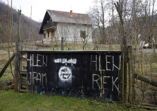 Report: West turning blind eye to Bosnia's 'way station' for ISIS