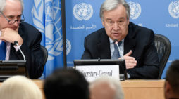 UN secretary general bemoans refugee tsunami, appeals for consideration and assimilation