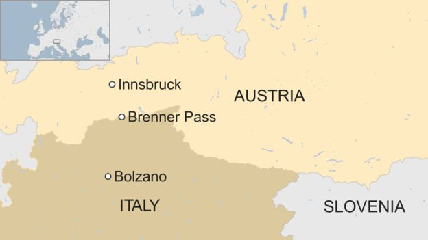 Austria set to send troops to border with Italy to block migrants