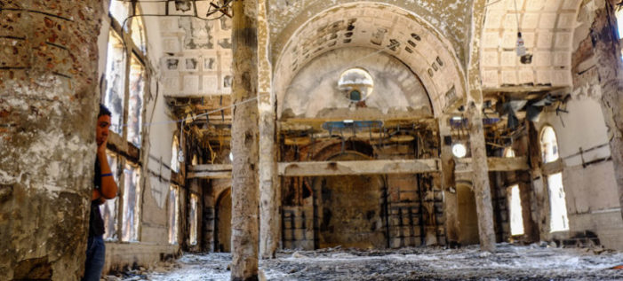 'Horrendous' statistics: The ongoing decimation of Christians and their churches